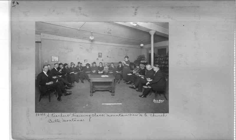 Mission Photograph Album - Religious Education #1 page 0004