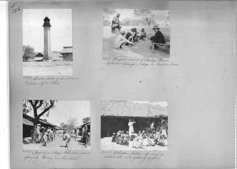 Mission Photograph Album - India #09 Page 0156