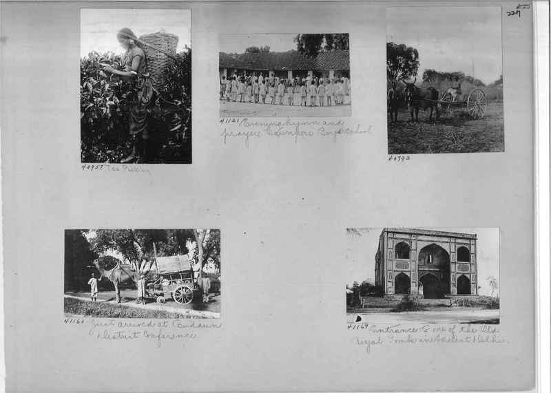 Mission Photograph Album - India #05_0227