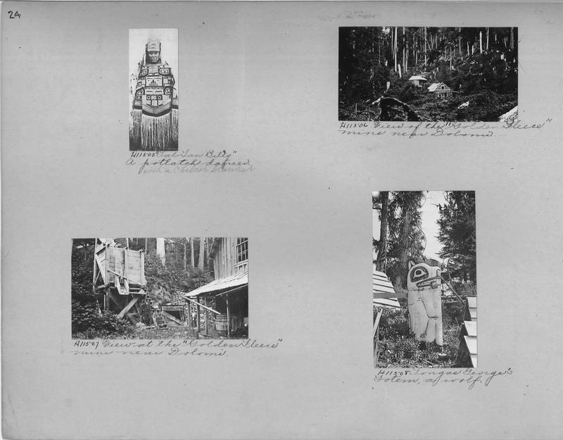 Mission Photograph Album - Alaska #1 page 0024