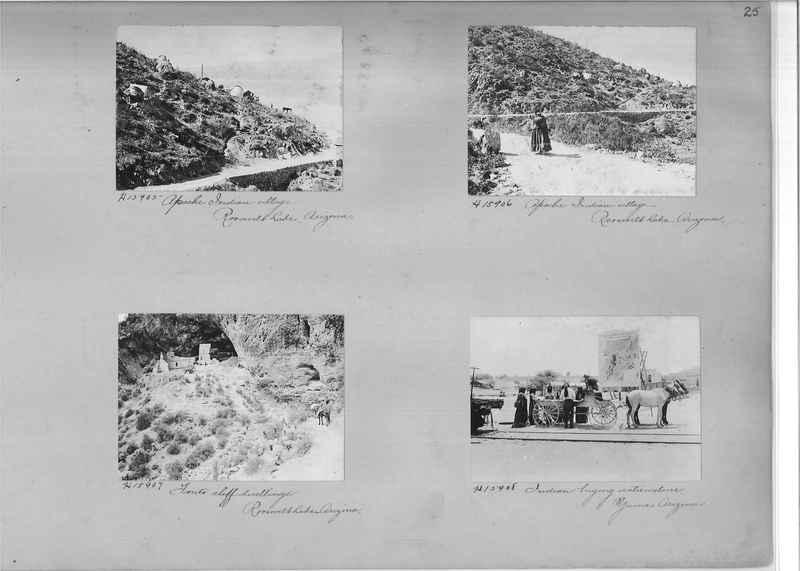 Mission Photograph Album - Indians #2 page_0025
