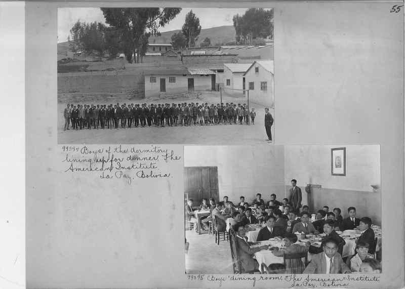 Misson Photograph Album - South America #8 page 0055