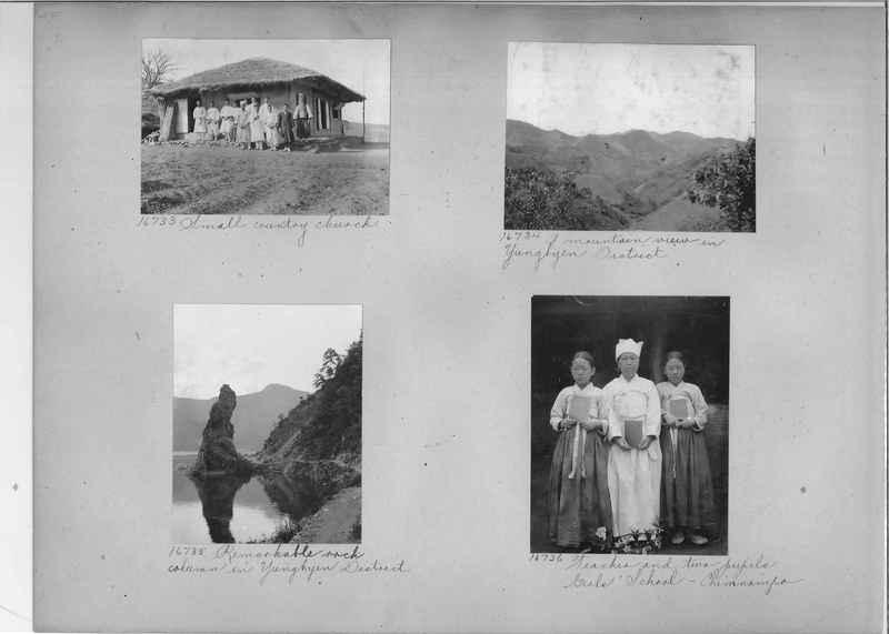 Mission Photograph Album - Korea #2 page 0134