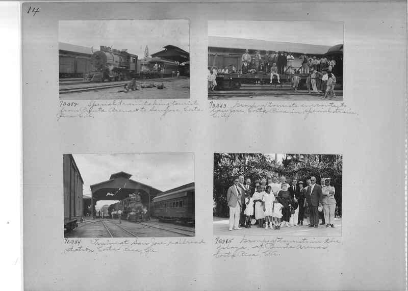 Mission Photograph Album - Panama #03 page 0014