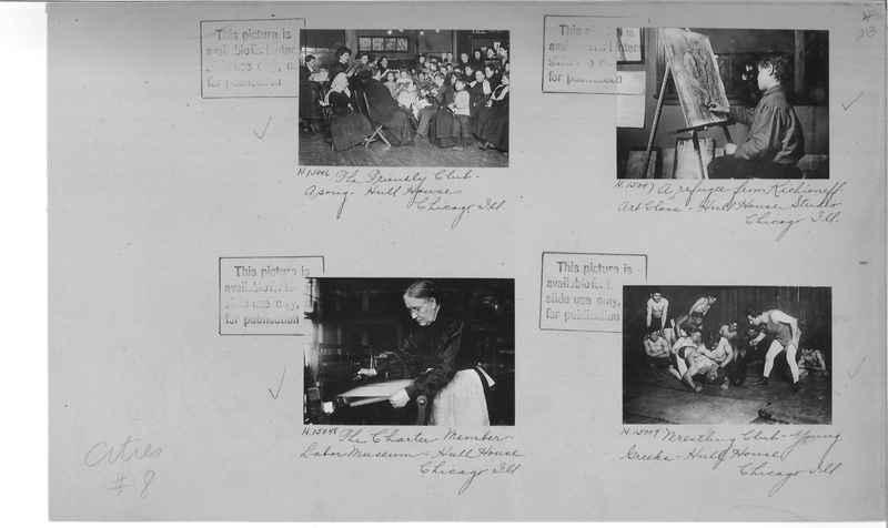 Mission Photograph Album - Cities #8 page 0213