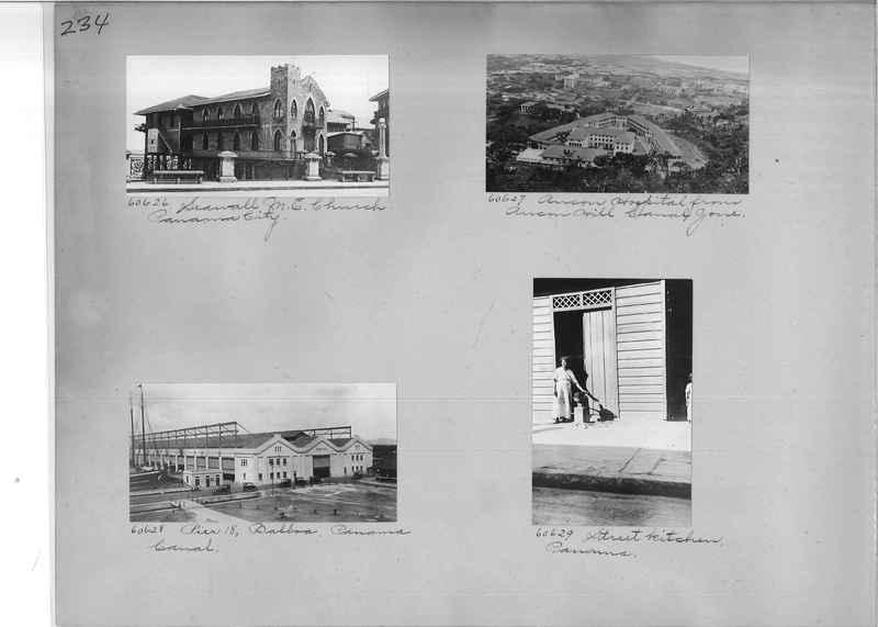 Mission Photograph Album - Panama #02 page 0234