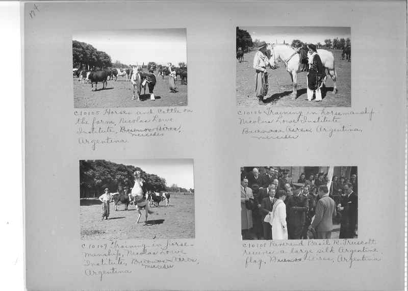 Misson Photograph Album - South America #8 page 0174