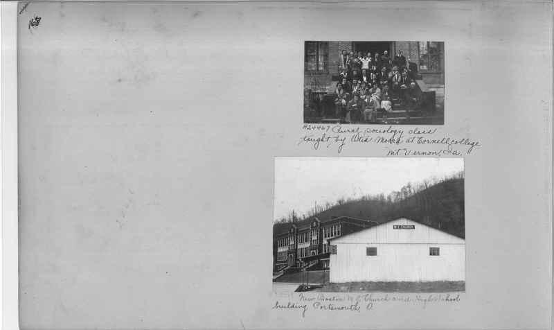 Mission Photograph Album - Education #1 page 0168