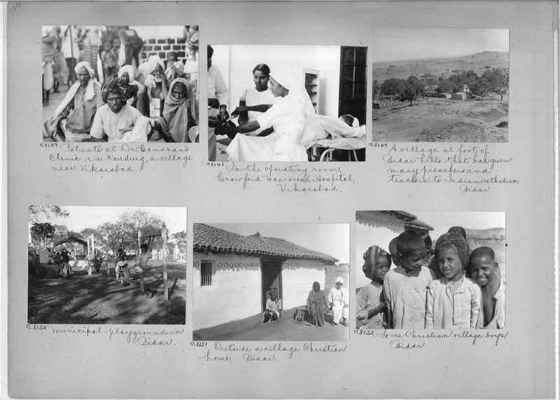 Mission Photograph Album - India #13 Page 0110