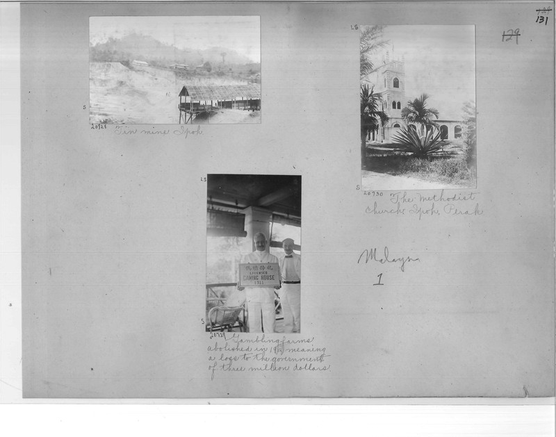 Mission Photograph Album - Malaysia #1 page 0131