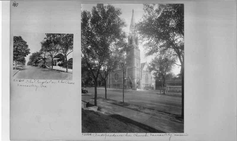 Mission Photograph Album - Cities #14 page 0180
