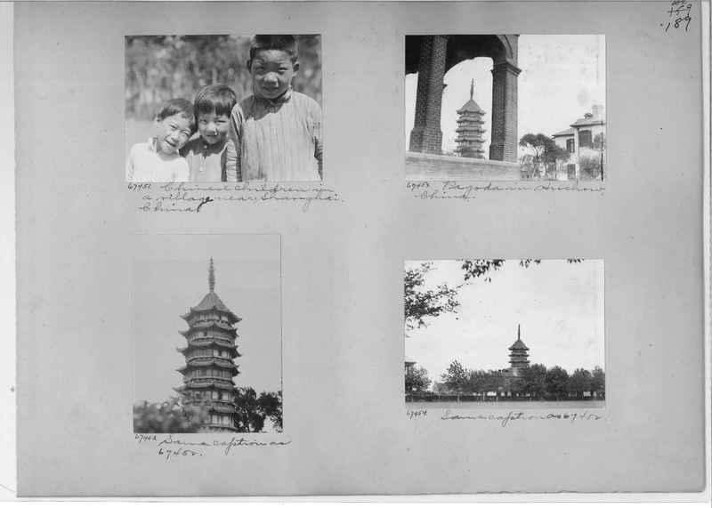 Mission Photograph Album - China #9 page 0189