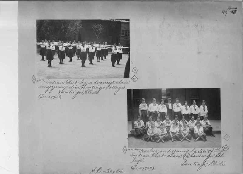 Mission Photograph Album - South America O.P. #1 page 0099