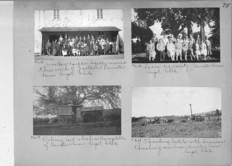 Misson Photograph Album - South America #8 page 0075