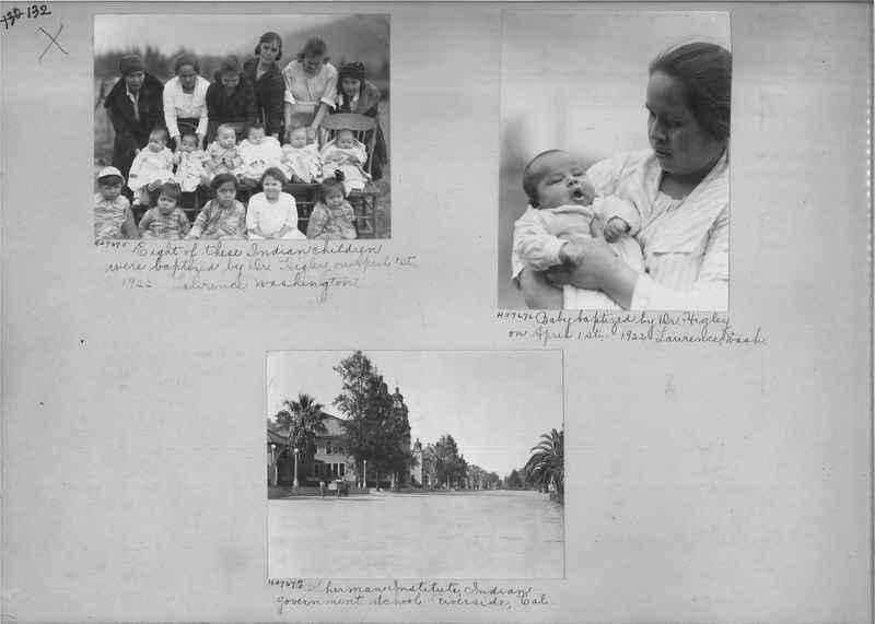 Mission Photograph Album - Indians #2 page_0132