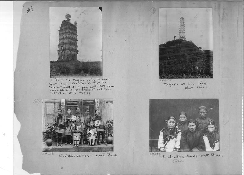 Mission Photograph Album - China #7 page 0036