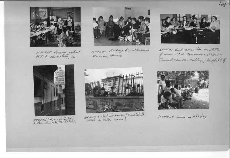 Mission Photograph Album - Cities #18 page 0161