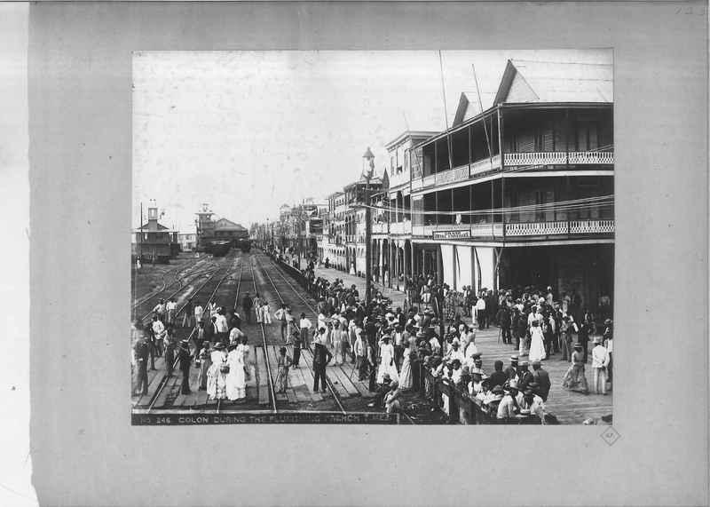 Mission Photograph Album - Panama OP #01 0123