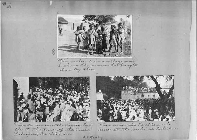 Mission Photograph Album - India - O.P. #01 Page 0046