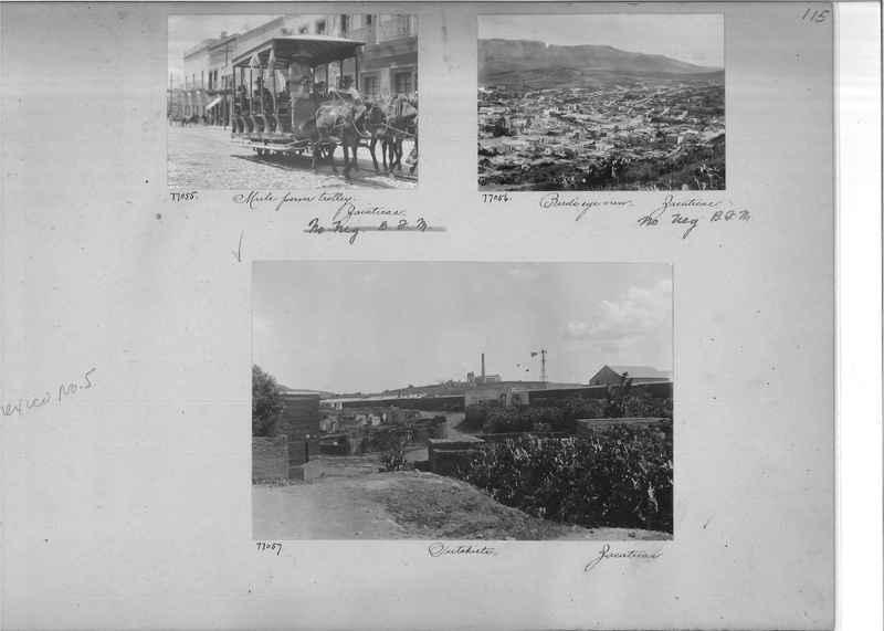 Mission Photograph Album - Mexico #05 page 0115