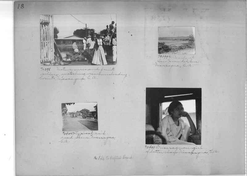 Mission Photograph Album - Panama #03 page 0018