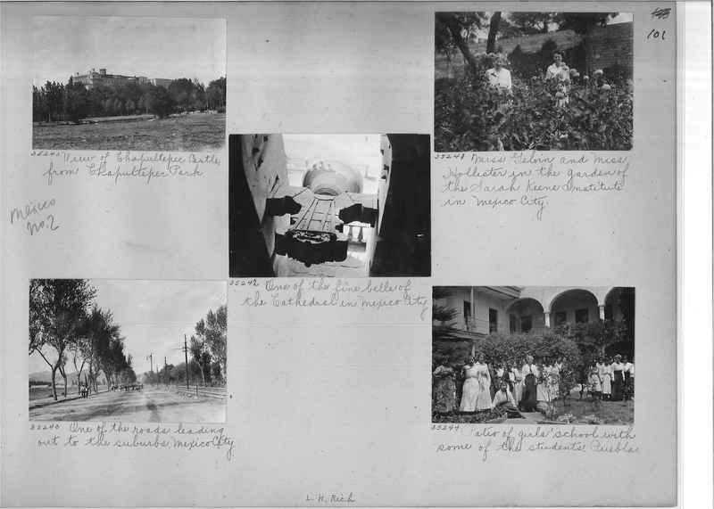 Mission Photograph Album - Mexico #02 Page_0101