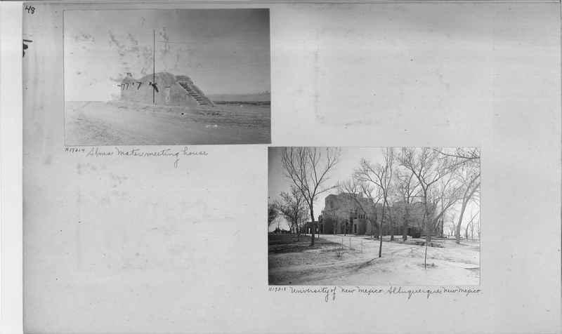 Mission Photograph Album - Education #1 page 0048