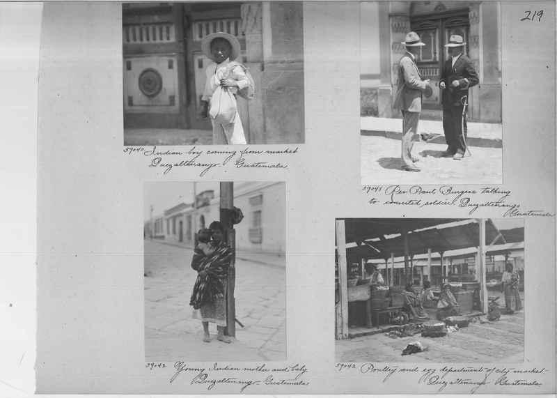 Mission Photograph Album - Panama #02 page 0219