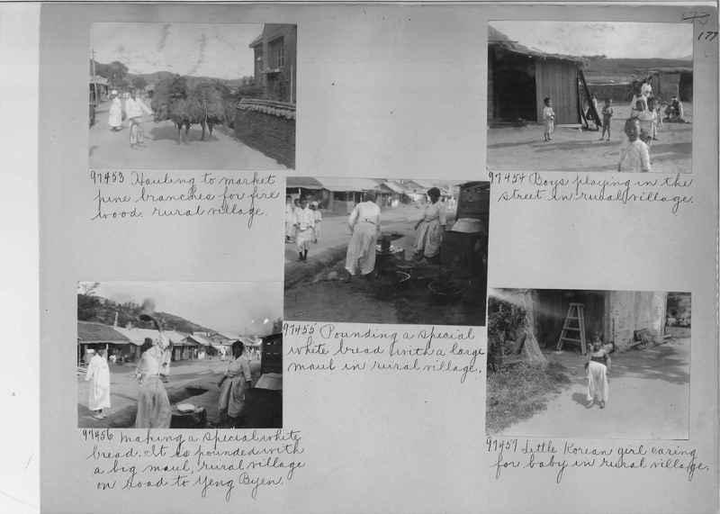 Mission Photograph Album - Korea #5 page 0177