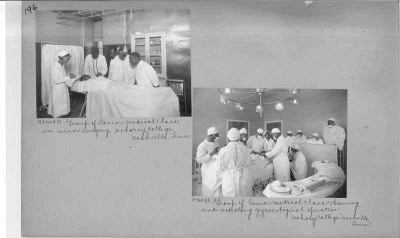 Mission Photograph Album - Negro #4 page 0196