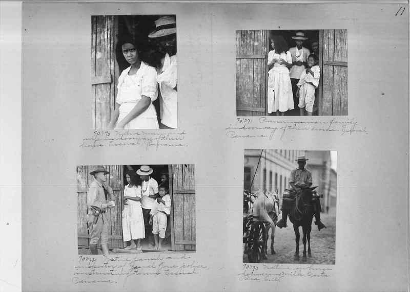 Mission Photograph Album - Panama #03 page 0011