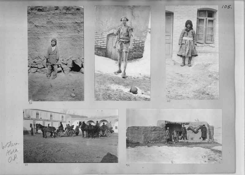 Mission Photograph Album - Western Asia - O.P. - #01 page_0105