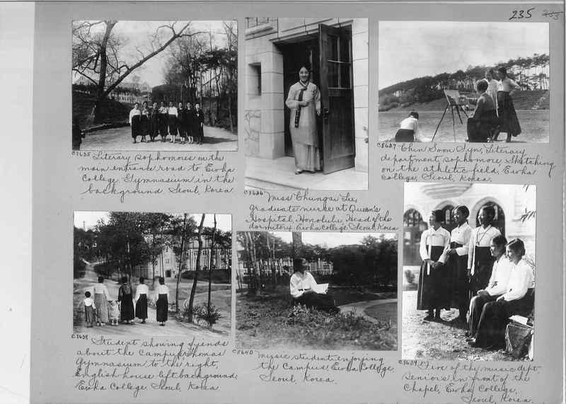 Mission Photograph Album - Korea #5 page 0235