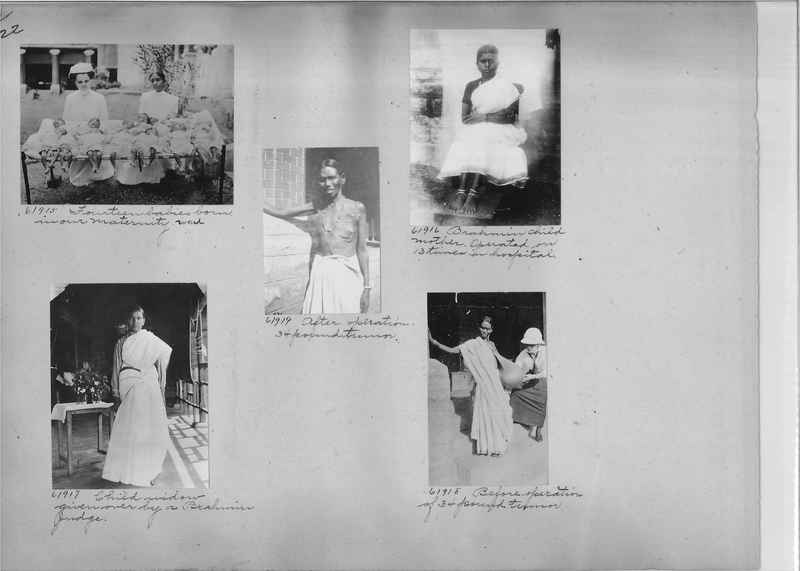 Mission Photograph Album - India #08 Page 0022