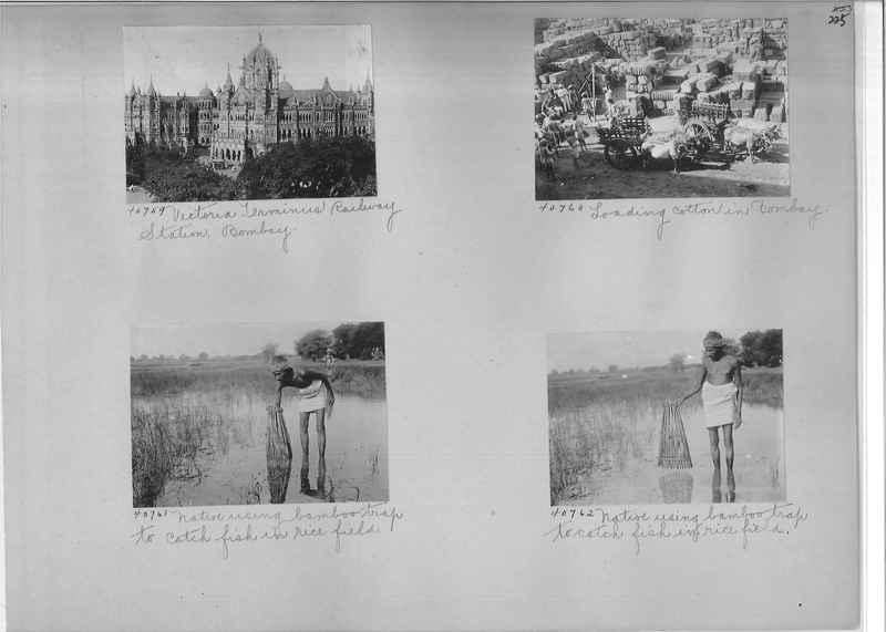 Mission Photograph Album - India #05_0225