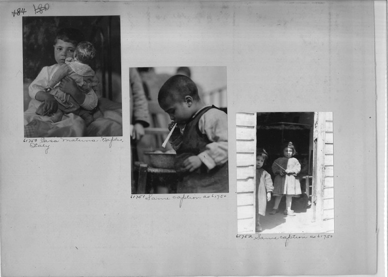 Mission Photograph Album - Europe #04 Page 0184