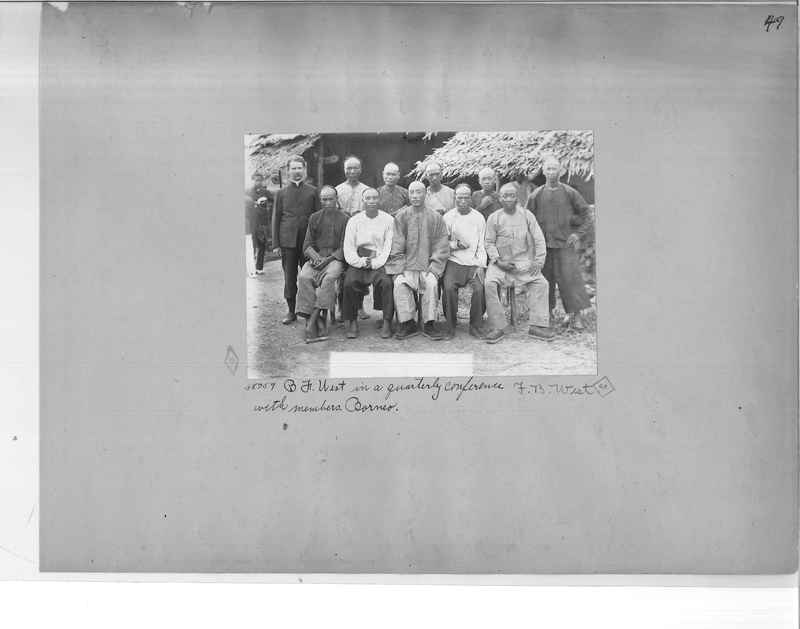 Mission Photograph Album - Malaysia O.P. #1 page 0049