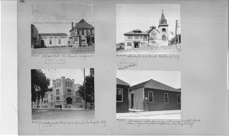 Mission Photograph Album - Cities #3 page 0172