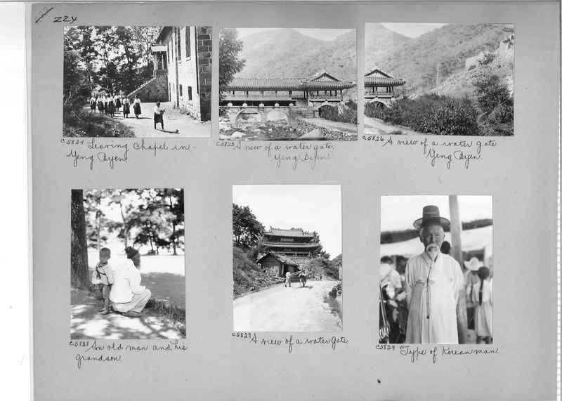 Mission Photograph Album - Korea #5 page 0224