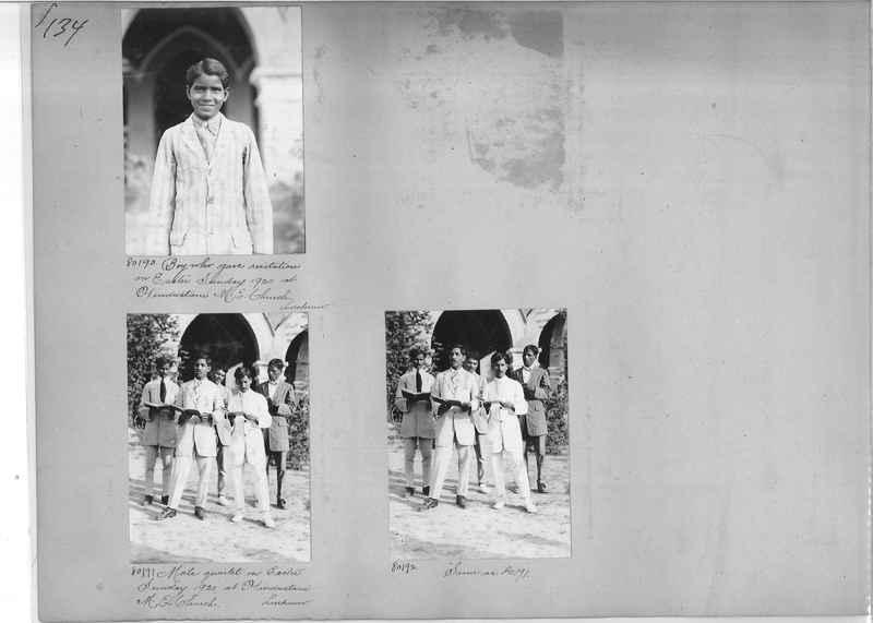Mission Photograph Album - India #09 Page 0134