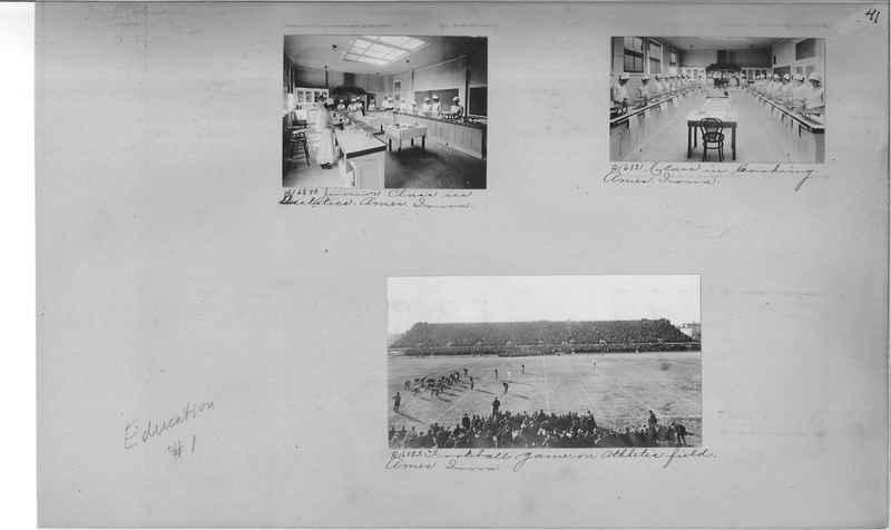 Mission Photograph Album - Education #1 page 0041