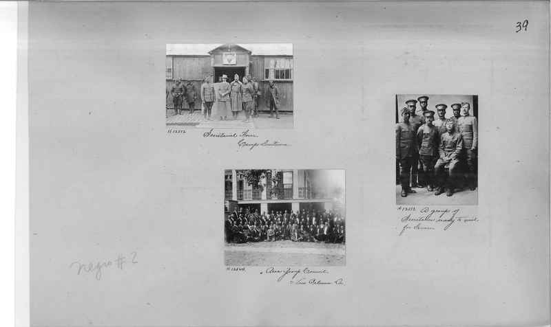Mission Photograph Album - Negro #2 page 0039