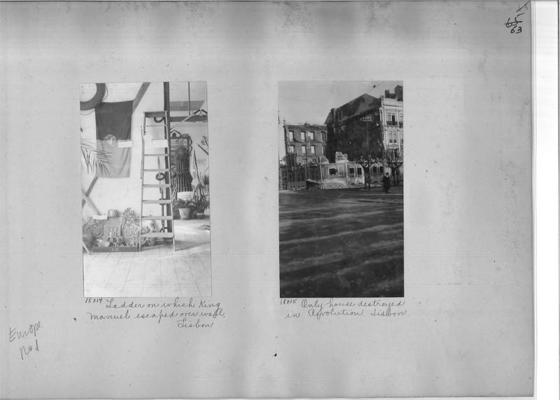 Mission Photograph Album - Europe #01 Page 0063