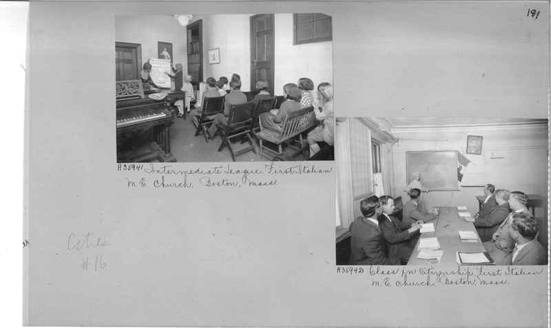 Mission Photograph Album - Cities #16 page 0181