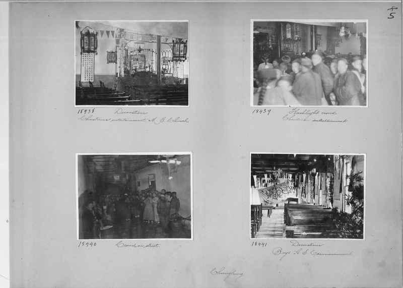 Mission Photograph Album - China #5 page 0005