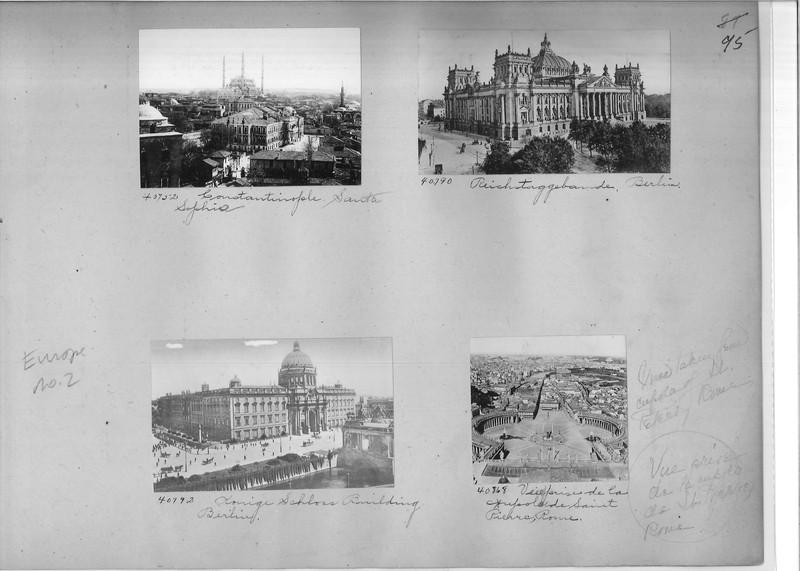 Mission Photograph Album - Europe #02 Page 0095