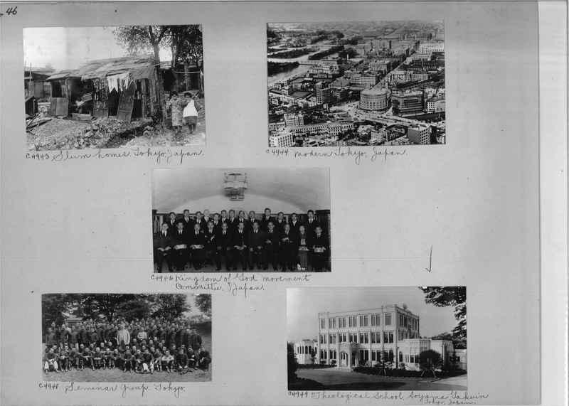 Mission Photograph Album - Japan #06 Page 0046