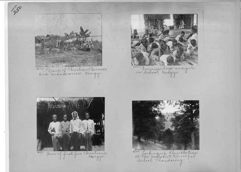 Mission Photograph Album - Burma #1 page 0250