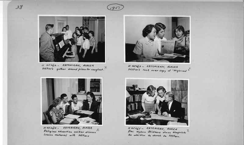 Mission Photograph Album - Alaska #2 page 0038
