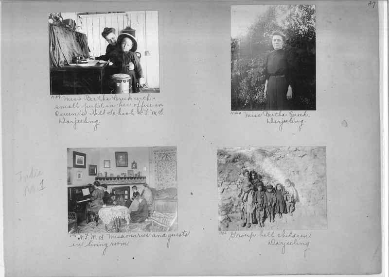 Mission Photograph Album - India #01 page 0037